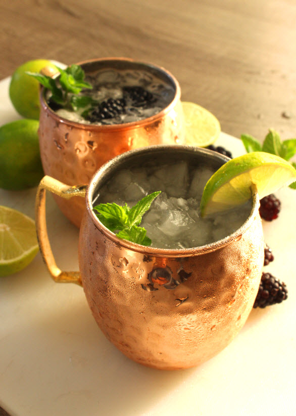 Moscow Mule Recipe Sweetie Pie And Cupcakes