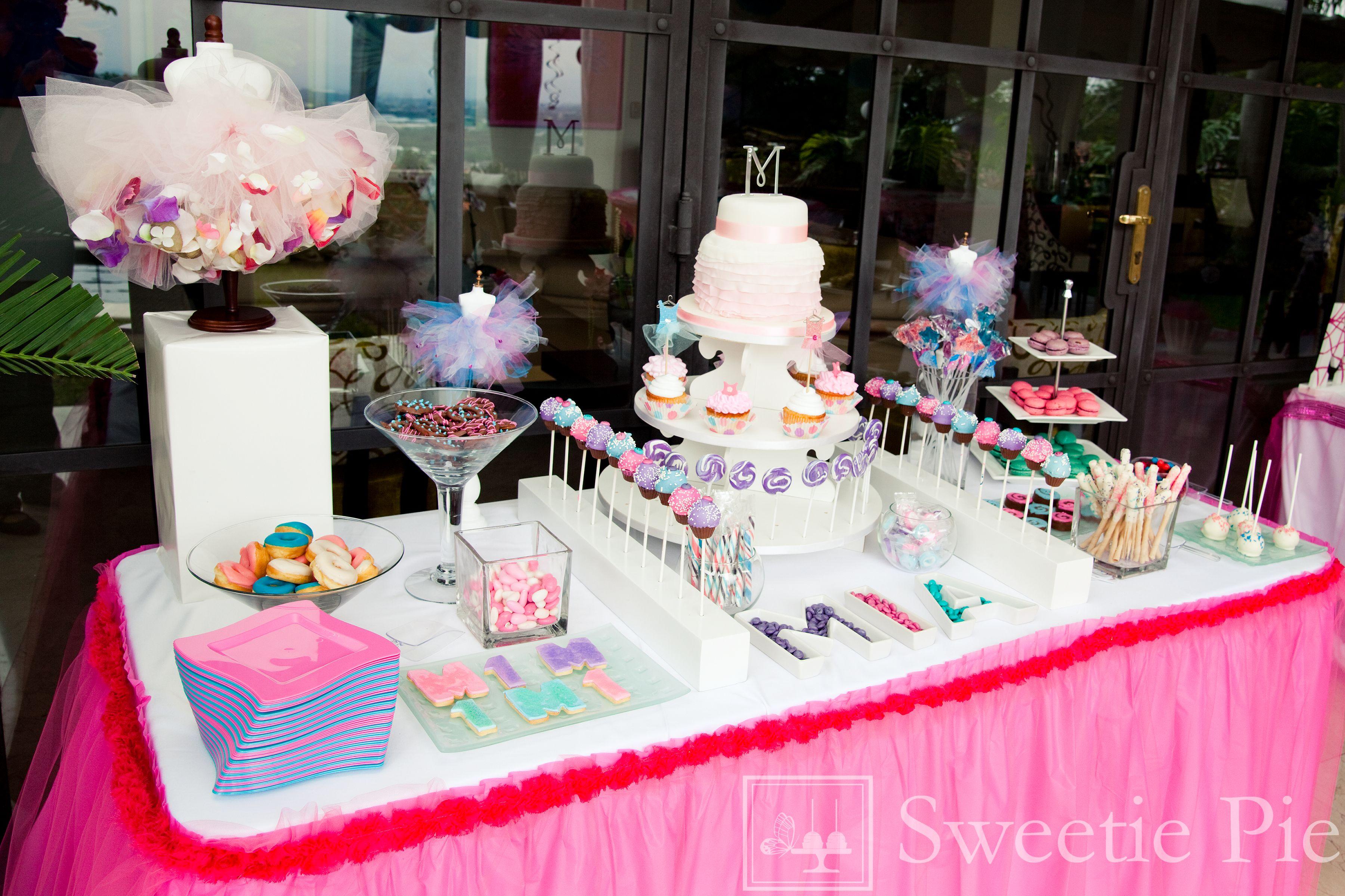 dessert table  sweetie pie blog
