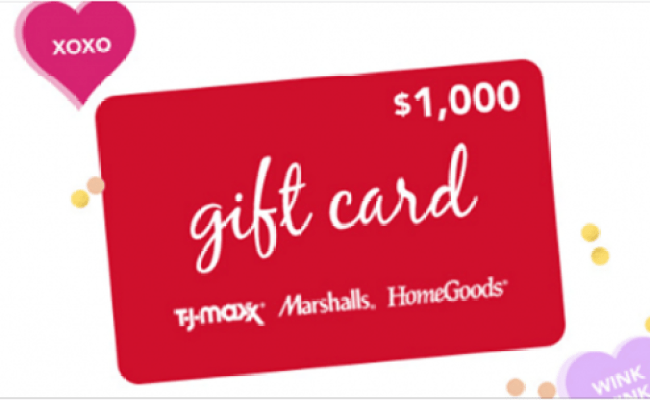 Quick Ending Tjx Rewards Access Something Sweet Instant Win Game 103 Prizes 2 14 17 1ppd18