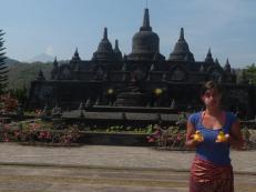 Temple à Banjar