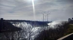 Les chutes du Niagara