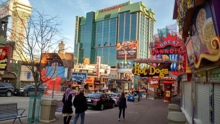 Le Vegas du Canada