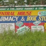Pharmacy Bus Shelter Jamaica