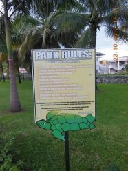 Turtle River Park Rules