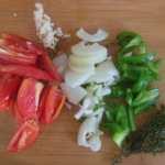 Ackee and Saltfish - Chop Seasoning