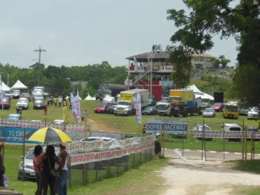 Dover Raceway St. Ann Jamaica