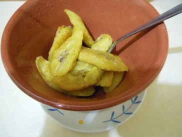 Jamaican Fried Plantain Recipe