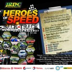 Heroes of Speed 2013 Meet - Dover Raceway - Jamaica