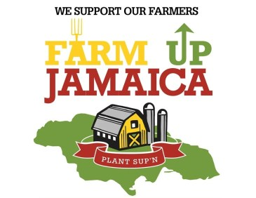 Plant Sup'n with 'Farm Up Jamaica'!