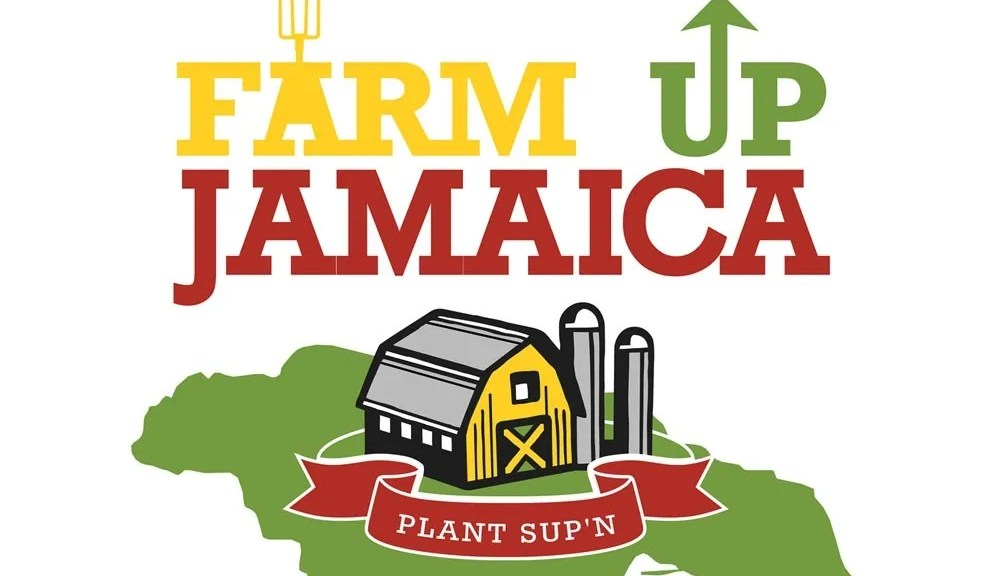 Farm Up Jamaica Logo