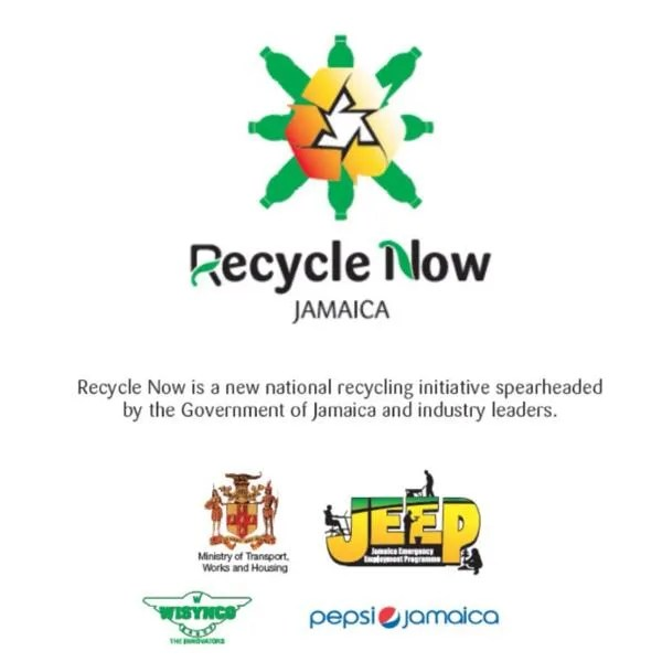 'Recycle Now Jamaica'