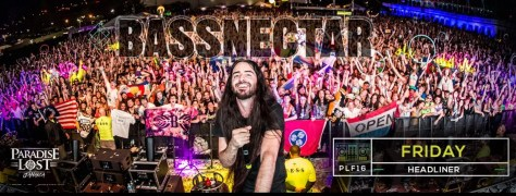 BassNectar at Paradise Lost Jamaica