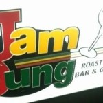 JamDung Bar and Grill Sign