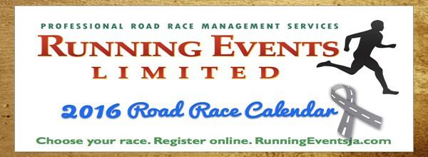 Road Running Races in Jamaica 2016