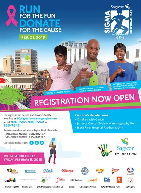 Sigma City Run 2016