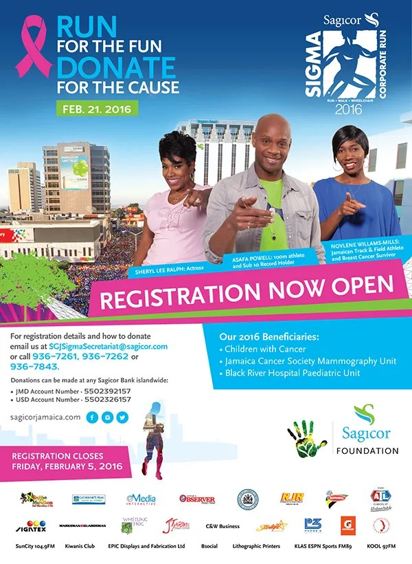 Sigma City Run 2016