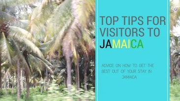 Top Tips for Visitors to Jamaica