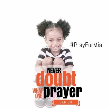 Pray for Mia