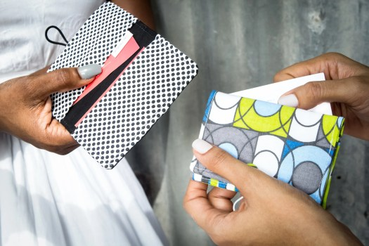 Card Holders Janz Creations