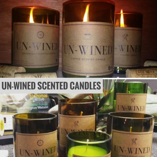 UN-WINED Scented Candles Artify! Jamaica