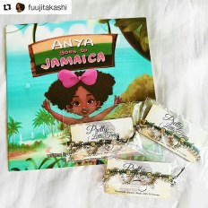 Anya Goes to Jamaica - Collaboration