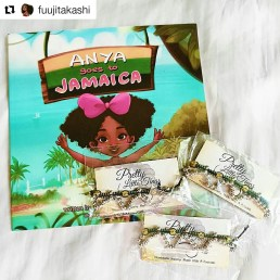 Anya Goes to Jamaica - Collaboration
