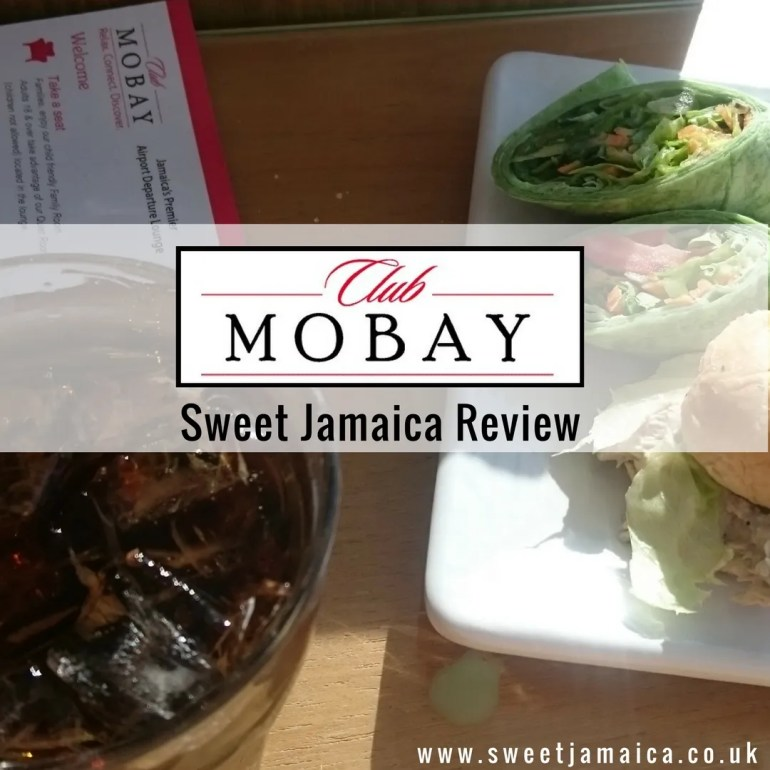 Club MoBay VIP Airport Lounge Review