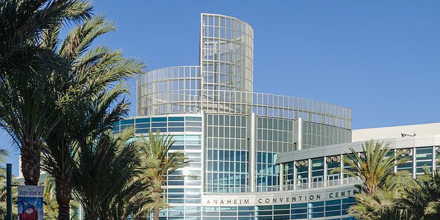 Business Expo Center in Anaheim