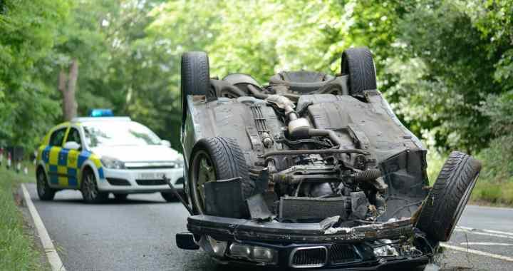 Tandy Patnode, Eric Aranda Killed in Rollover Crash on Central Road [Apple Valley, CA]