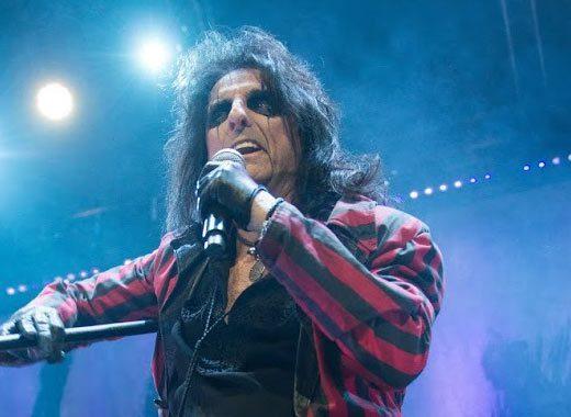 Rock Legend Alice Cooper x Legal Legend Sweet James