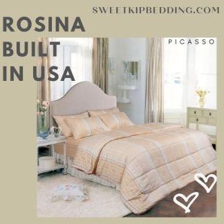 ผ้านวม Picasso ลาย Rosina รุ่น Built In USA