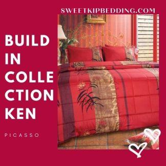 ผ้านวม Picasso รุ่น Build in Collection Ken