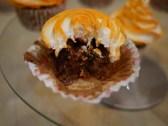 Orange Chocolate Cupcakes