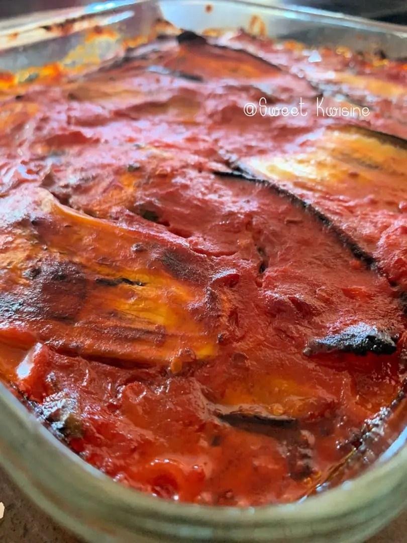 Gratin D'aubergine Sans Tomate : gratin, d'aubergine, tomate, Fantastique, Gratin, D'aubergines, Sweet, Kwisine