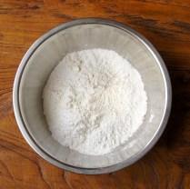 Flour+starch+powder+soda