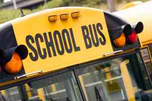 3 Students Injured When Bus Avoids Crash Near Bancroft Drive and Helix Street [Spring Valley, CA]