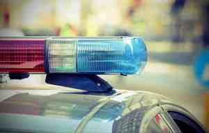 Officer Injured in Accident on Juanita Street [Hemet, CA]