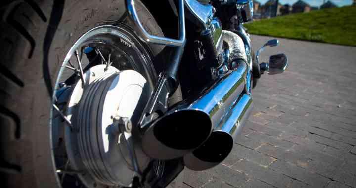 Car Sideswipes CHP Motorcycle on 80 Freeway [Oakland, CA]