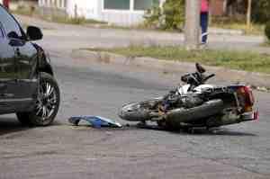 Motorcyclist Injured in Crash at Jackson Drive and Lake Murray Boulevard (San Diego, CA)