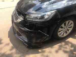 1 Injured in Hit-and-Run Car Crash on Orange Avenue and California