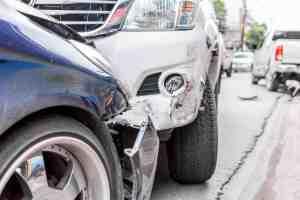 SACRAMENTO, CA - One Hospitalized after 2-Car Crash on Highway 99