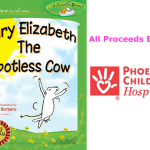 Mary Elizabeth the Spotless Cow book