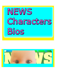 Sweetles News Characters Bios