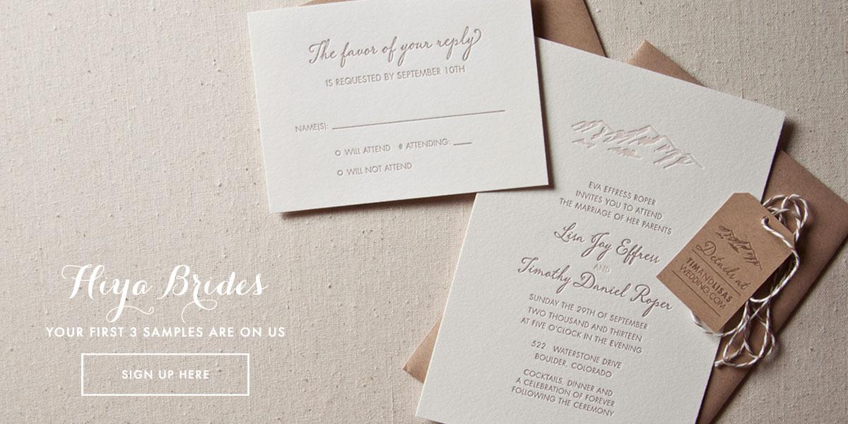 Invitation Card Cutter