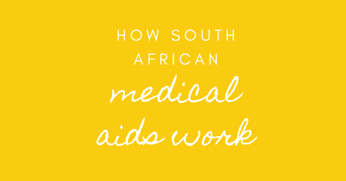 how south african medical aids work