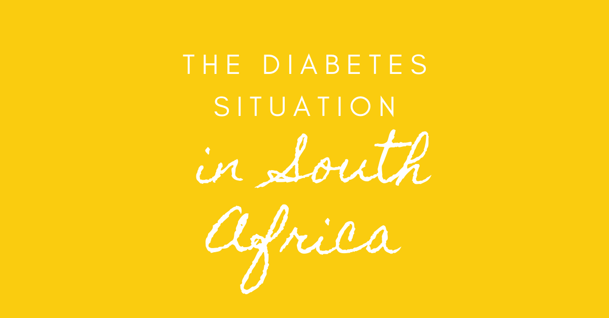 diabetes situation in south africa