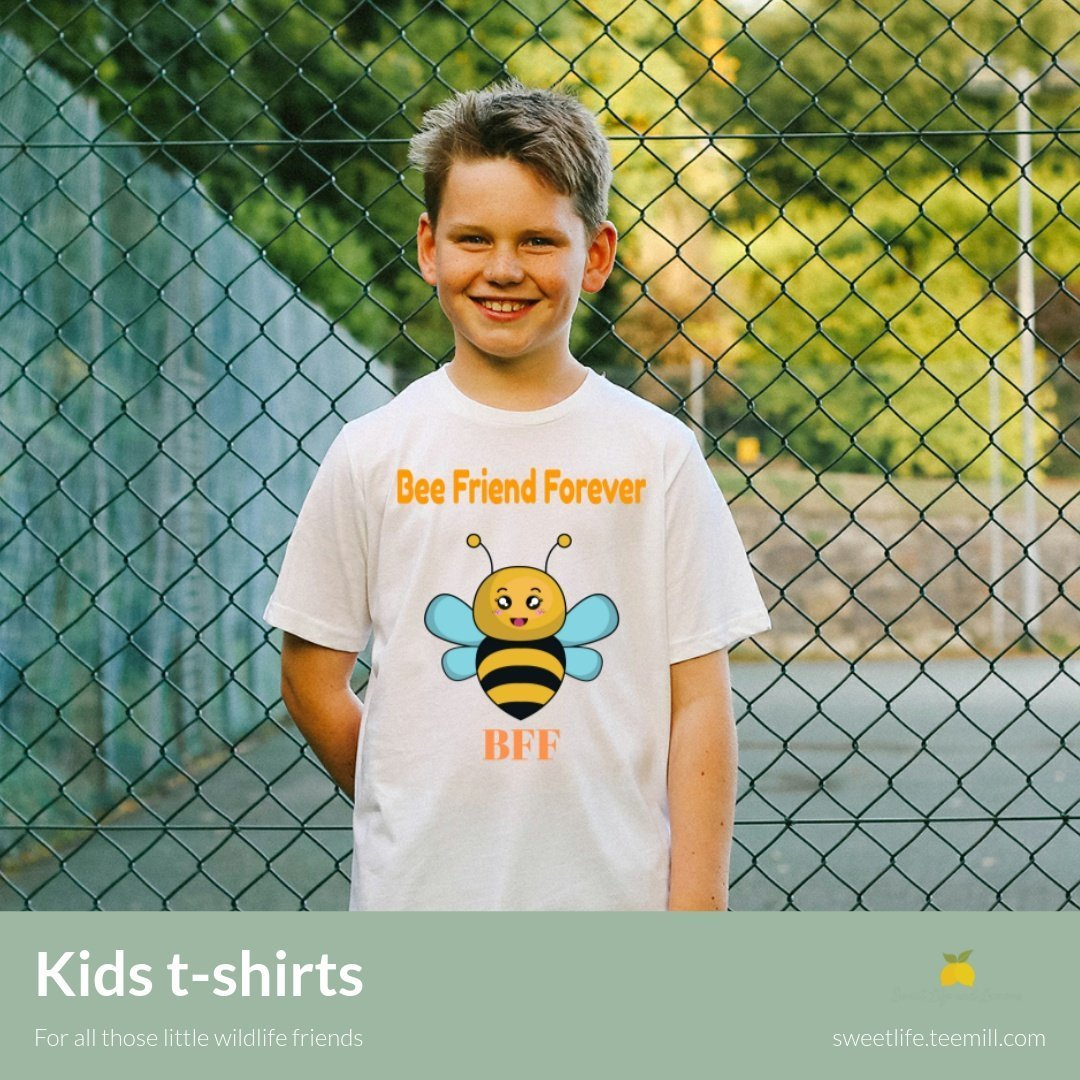 Bee friend t-shirt