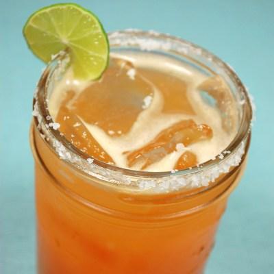 Cantaloupe Margarita