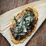 Easy Huaraches with Maseca