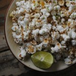 Chile Lime Tequila Popcorn